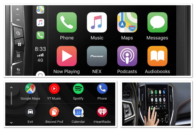 Apple Car Play and Android Auto Integration Liberty, NJ