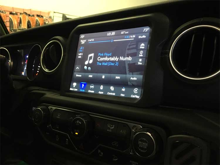 Car Stereo Installation Marksboro, NJ